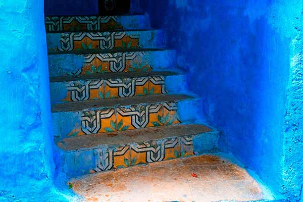 Chefchaouen Morocco Blue City