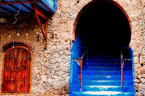 Chefchaouen Morocco Blue City