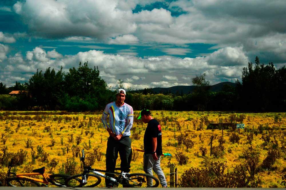 Biking-in-bogota