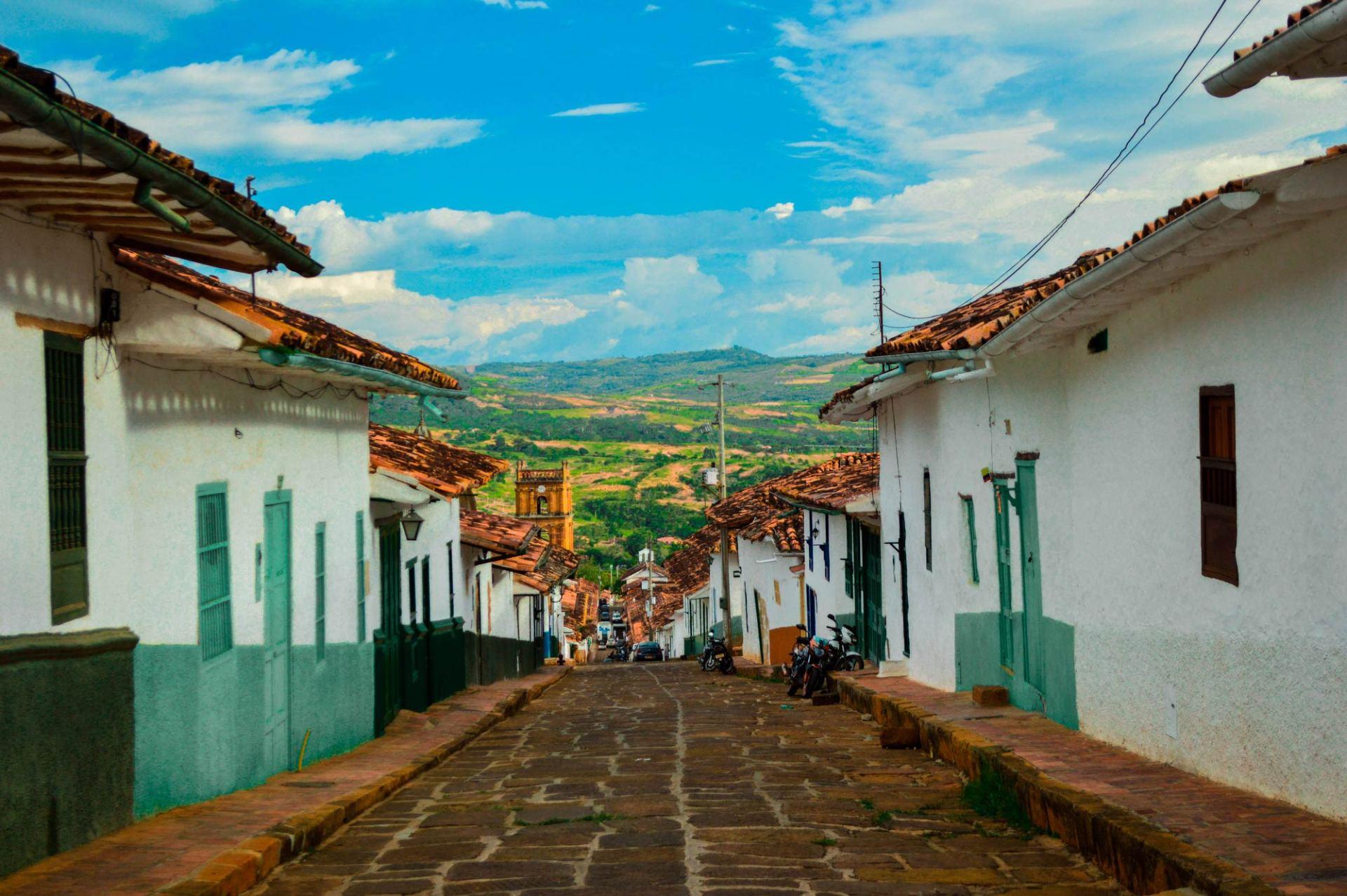 Beautiful Barichara, things to do in san gil and barichara