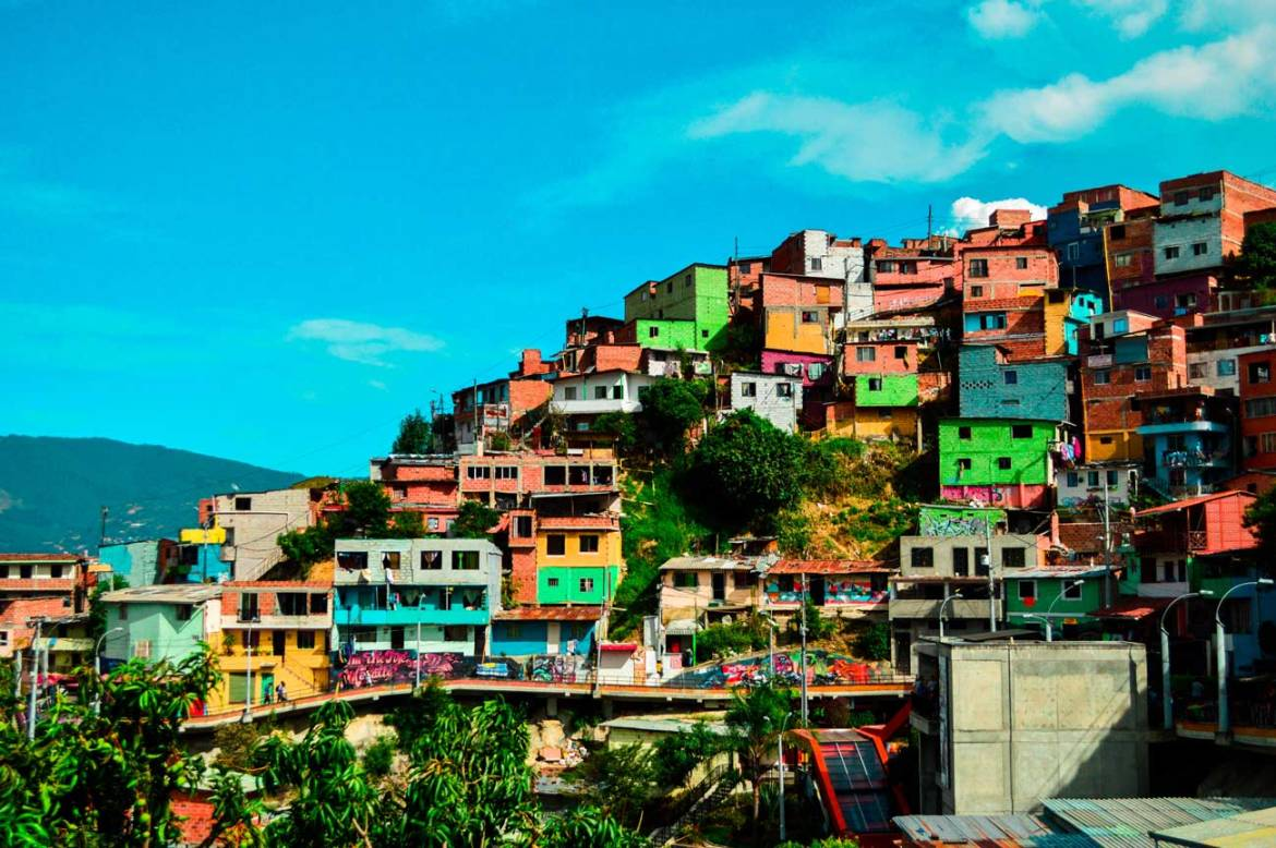 Things to do in Medellin, comuna 13