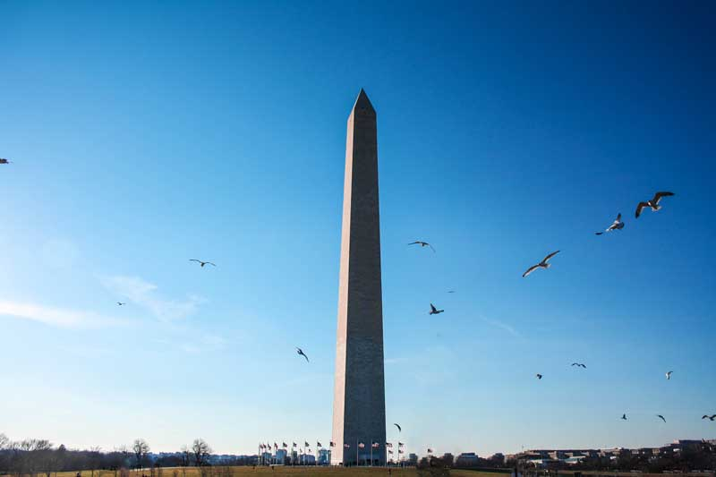 Washington-Monument-during-the-day