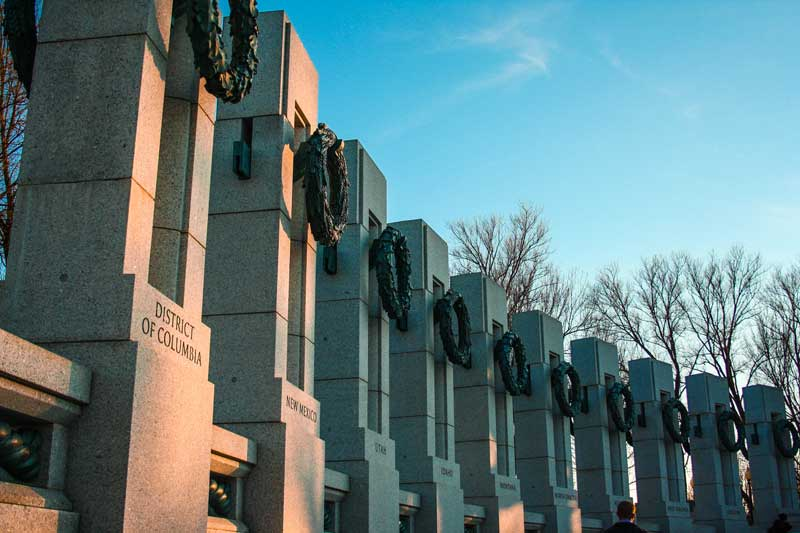 national-world-war-II-memorial-washington-dc
