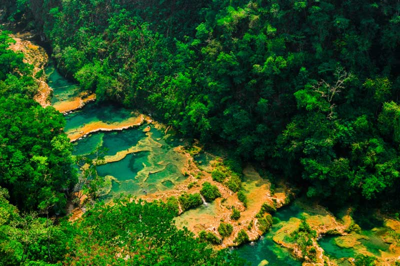 Guide to Semuc Champey