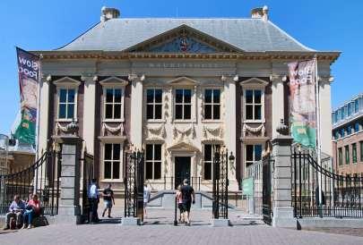 Mauristhuis houses Dutch Masters art
