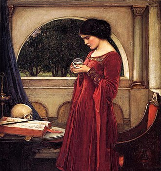 330px-John_William_Waterhouse_-_The_Crystal_Ball