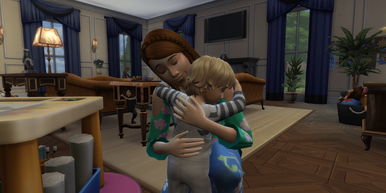 The Sims 4 Parenthood First Look and Overview