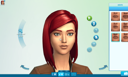 The Sims 4: Create A Sim Screenshots