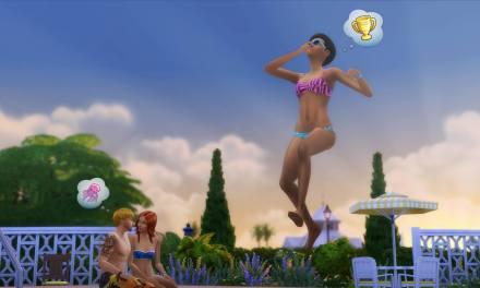 The Sims 4: New Pool Screenshot & News Incoming