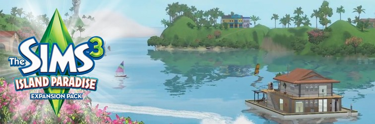 Another The Sims 3 Island Paradise Live Cast