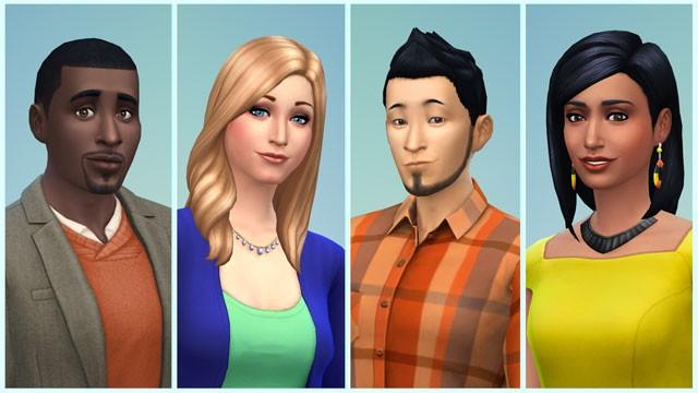 The Sims 4: Create-A-Sim Blog
