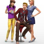 The Sims 4: Collection of New Renders