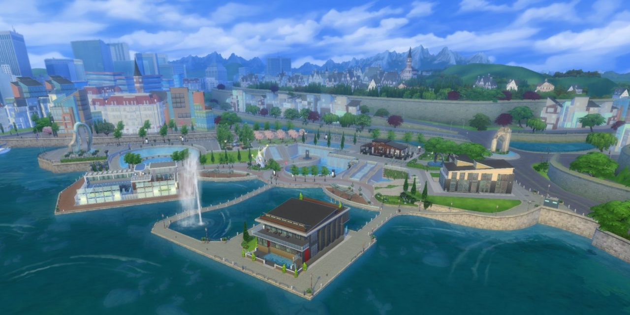 The Sims 4 Get Together Review