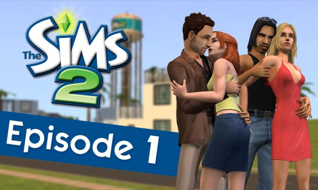 Episode 1 of Lets Play The Sims 2