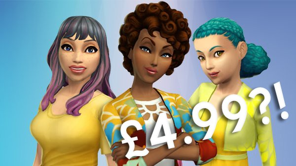 Three New Hairstyles Arrive in The Sims Mobile