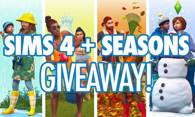 Win A Copy of The Sims 4 + Seasons Bundle