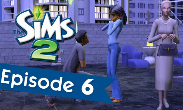 Mrs Crumplebottom Arrives in Episode 6 of Lets Play The Sims 2