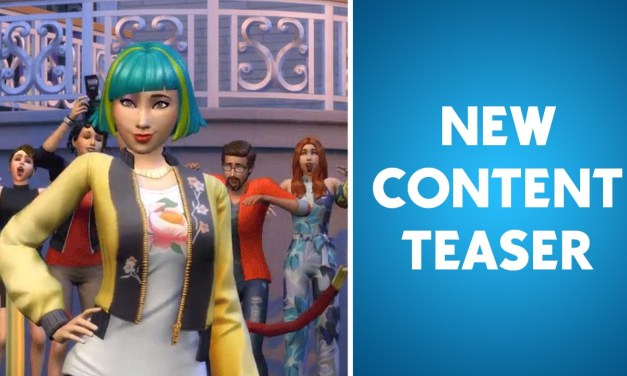 New Sims 4 Teaser Promises A Surprise