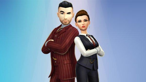 New Illamanati Limited Time Quest Arrives for The Sims Mobile