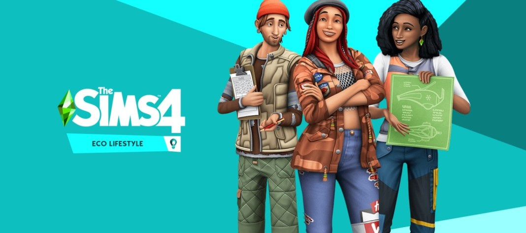 Sims 4 Eco Living
