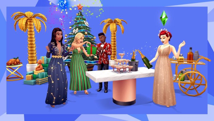 Sims Mobile Holiday Update