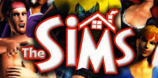 Sims 1 console box art