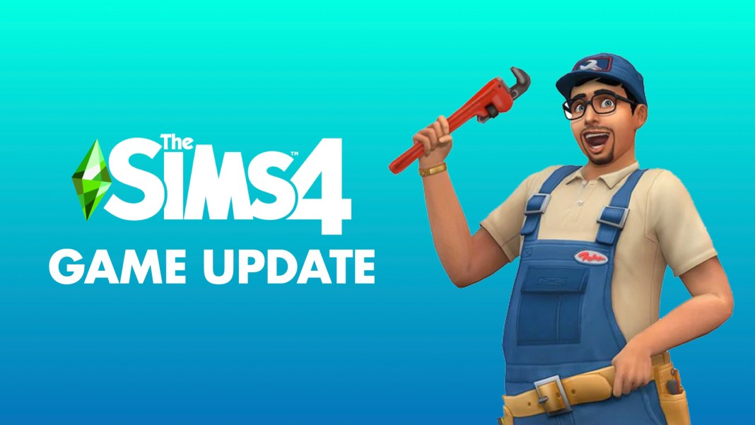 sims 4 game update