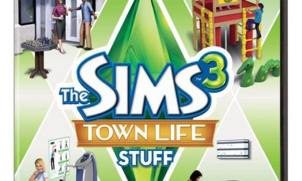 PR:  The Sims 3 Town Life Stuff Pack in Stores Today!