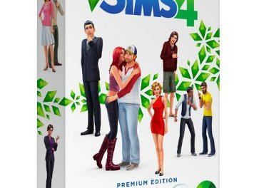 Pre-Order The Sims 4 Premium Edition at Amazon UK