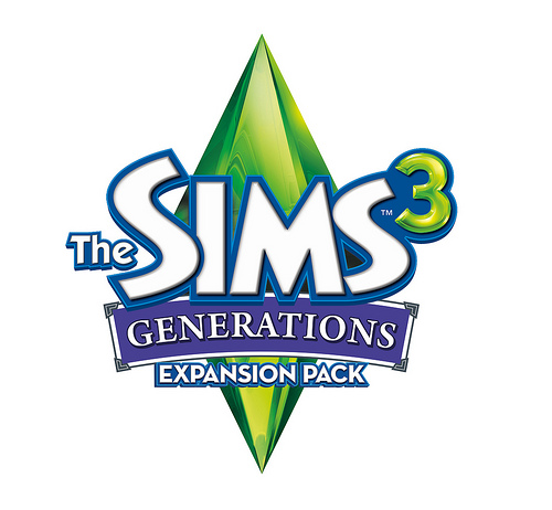 Official PR:  Live Life to the Fullest in The Sims 3 Generations