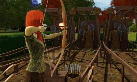 Two Dragon Valley Archery, Black Dragon & Violin Screens!