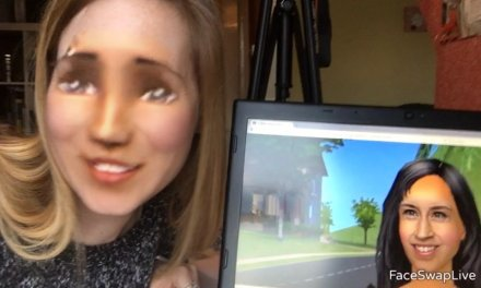 Watch Rachybop's Sims Face Swap Challenge