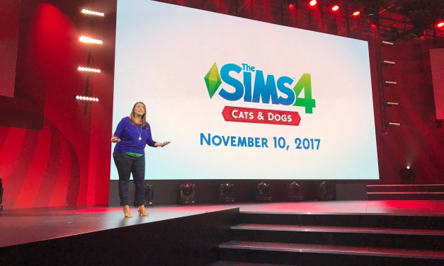 The Sims 4 Cats & Dogs Expansion Pack Announced