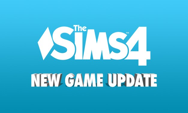 New Game Update for The Sims 4 (22nd February 2018)