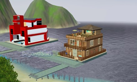 Island Paradise Coverage – Preview #4: Houseboats & Windsurfing