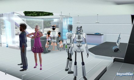 The Sims 3 Into The Future Launch Trailer