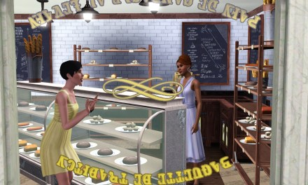The Sims 3 Store: Deliciously Indulgent Bakery Venue NOW AVAILABLE!