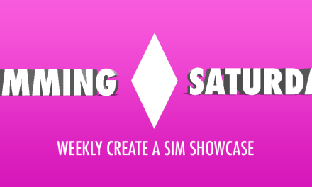 Spice Up Your Game with Anna, This Week's Featured Sim