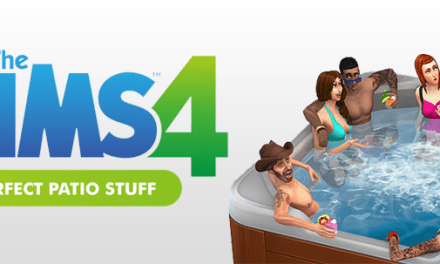 Hot Tubs Return with The Sims 4 Perfect Patio Stuff