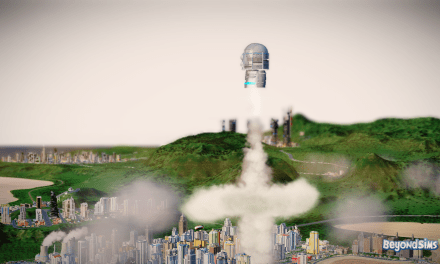 SimCity Update 9 Blog