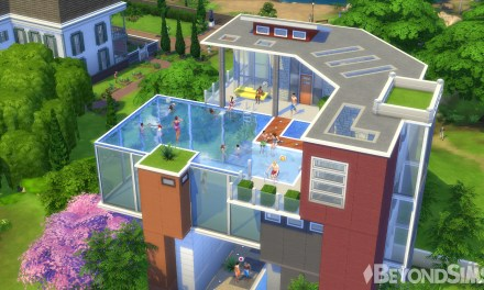 The Sims 4: Our In-Depth Pools Preview
