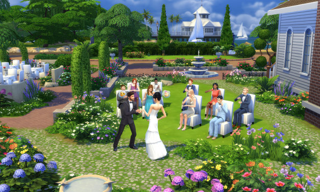 THE SIMS 4 COMING TO XBOX AND PS4 THIS NOVEMBER