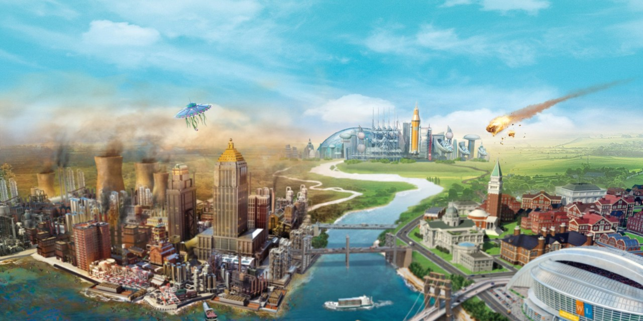 Offline Mode Comes to SimCity with Update 10