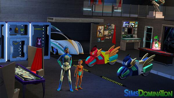4 Sims 3 Movie Stuff Pics