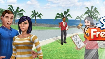 Sims FreePlay: Mall Update Now Available!