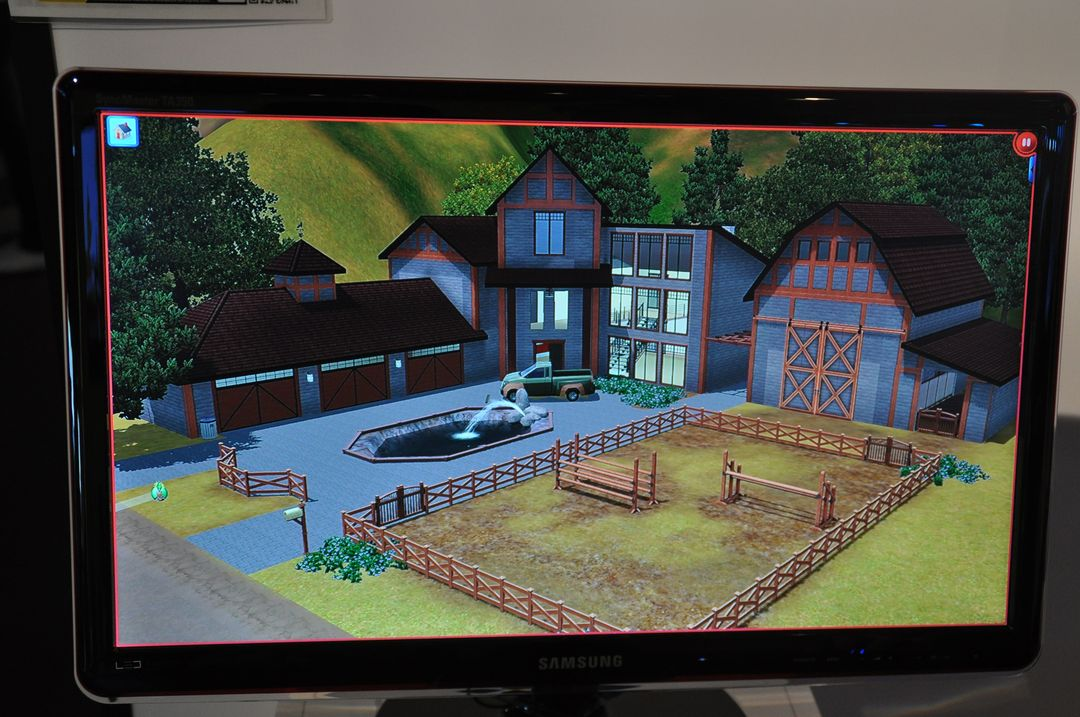 Sims 3 Pets House Layouts House And Home Design