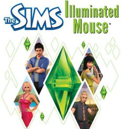 More info on The Sims 3 Illuminated Mouse