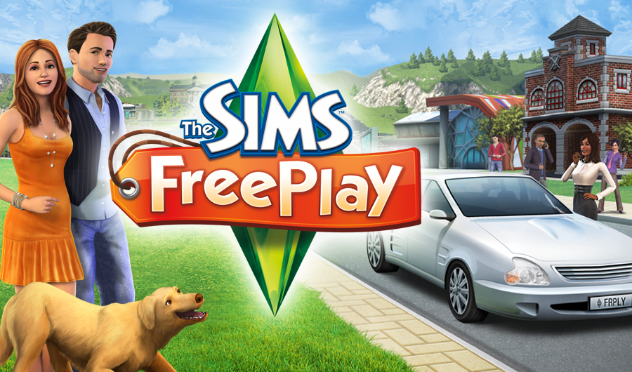 The Sims 3 FreePlay Fact Sheet and new images