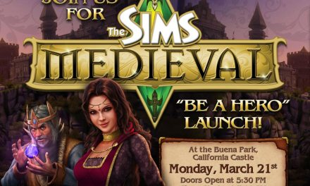 "EA and Medieval Times announce ""Be a Hero Event"" in honor of The Sims Medieval"