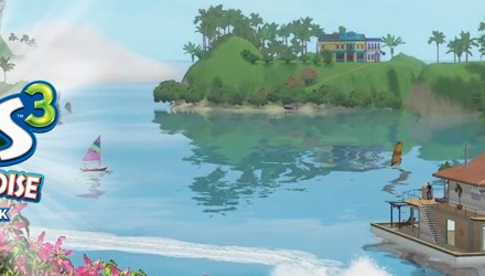 Sims 3 Island Paradise Live Cast Today!